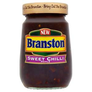 Branston Sweet Chilli Pickle 360g reduced to £0.31 in-store Asda Bordesley Green