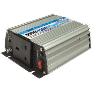 Streetwize 12V DC to 230V AC Inverter 150 Watt - Euro Car Parts - Free C&C or Delivery - £20.76 with code