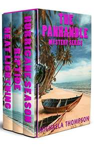 Save £6.89  - Crime Thriller Box Set -  The Florida Panhandle Mystery Series Kindle Edition - Download Free @ Amazon