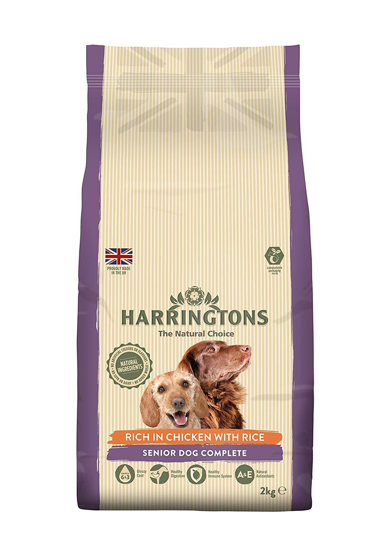 Harringtons Complete Senior Pet Dog Food, 2 kg £1.22 @ Amazon Pantry (£3.99 Delivery)