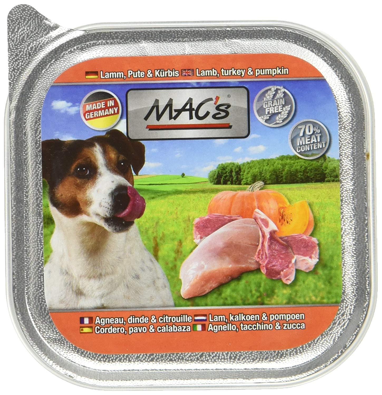 Mac's 'S Lamb, Chicken & Pumpkin dog food – 150 g – Pack of 11 £5.56 @ Amazon Add-Ons