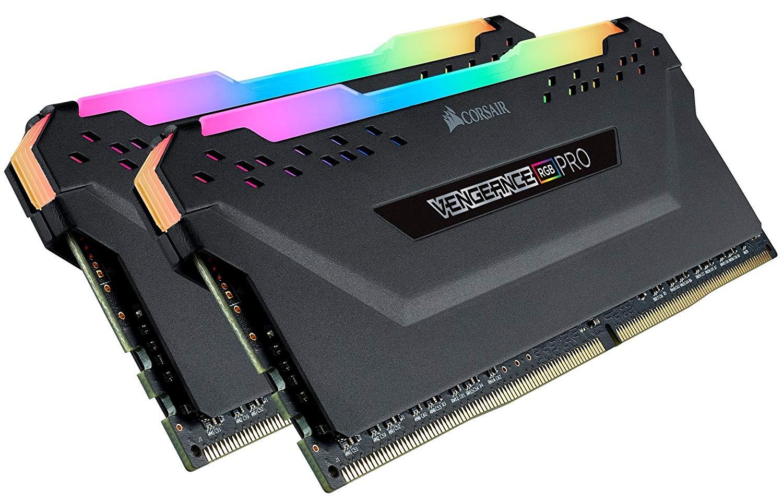 Corsair Vengeance RGB PRO 16 GB (2 x 8 GB) DDR4 2933 MHz C16 £73.99 at Amazon