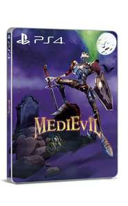 Medievil Collectors Edition with Steelbook (Pre-order) £24.99 @ Game