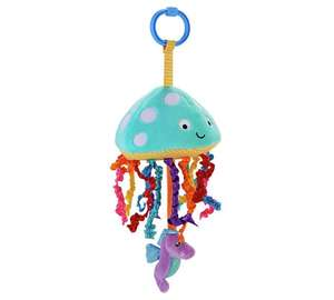 Chad Valley Baby Ocean Glowing Jellyfish £4.50  @ Sainsbury's (Oxney Road, Peterborough)