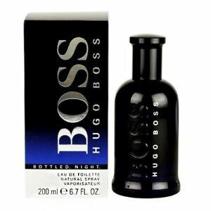 Hugo Boss Boss Bottled Night 200ml EDT Spray Authentic Boxed Sealed £35.16 with code @  perfume_shop_direct  Ebay