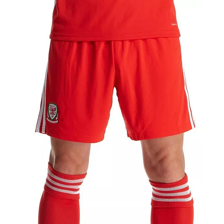Men's Adidas Wales football shorts (Free C&C) @ JD Sports