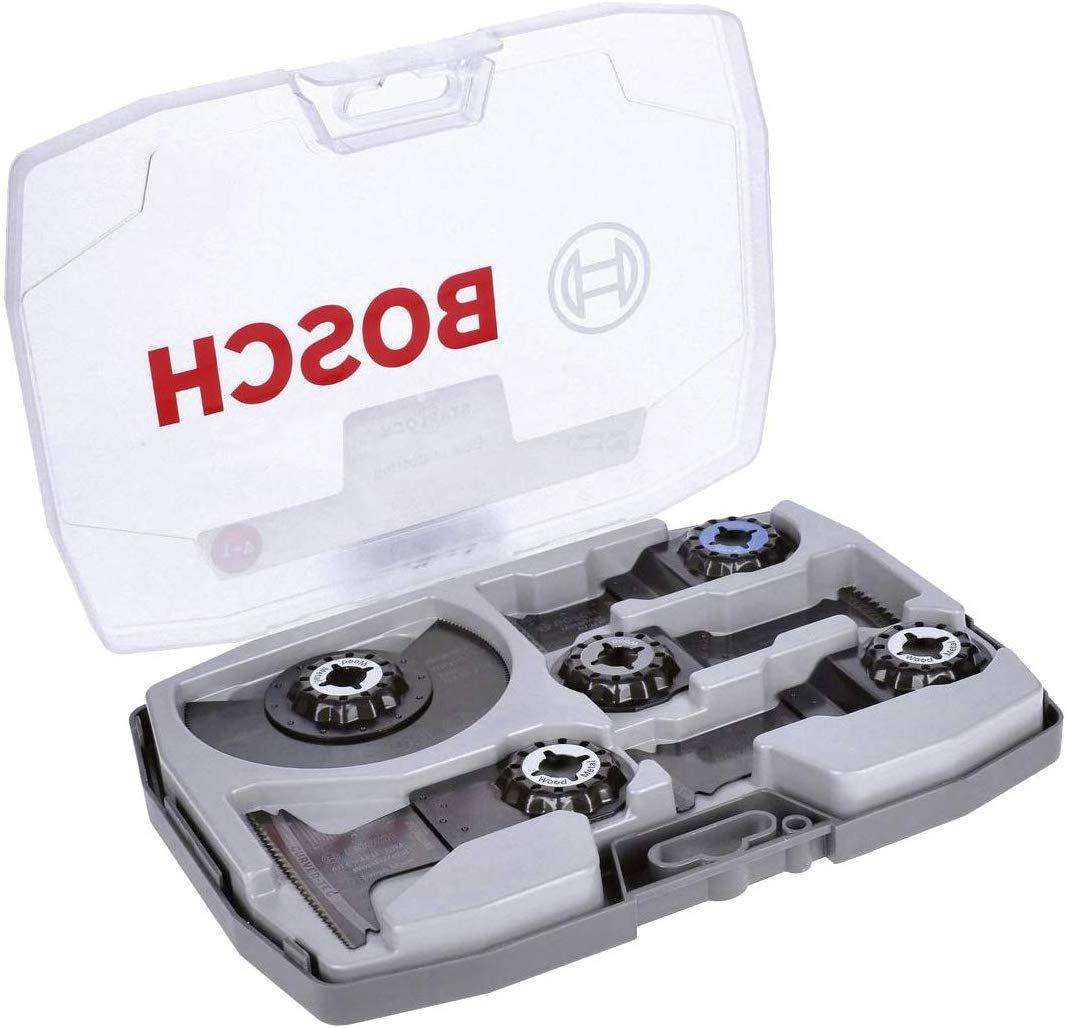 Bosch Professional Cutting Multi-Cutter 5 Piece Set £25.99 @ Amazon