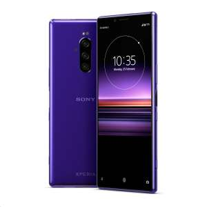 Sony Xperia 1 128GB Black/Purple - O2 Refresh (possibly £555)