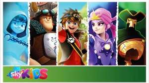 Sky Kids Free for 2 Months (Selected Accounts)