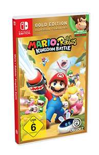 Mario & Rabbids Kingdom Battle - Gold Edition - [Nintendo Switch] £31 @ Amazon Germany