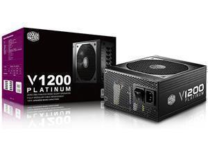 Cooler Master V1200 Platinum Rated Fully Modular PSU (was £209.27) - £129.98 @ Novatech