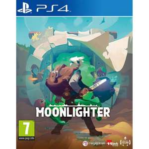 Moonlighter (PS4) - £9.95 delivered @ The Game Collection