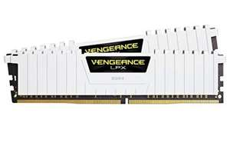 Corsair CMK32GX4M2B3000C15W Vengeance LPX 32 GB (2 x 16 GB) DDR4 3000 MHz C15 XMP 2.0 High Performance Desktop Memory Kit £122.99 @ Amazon