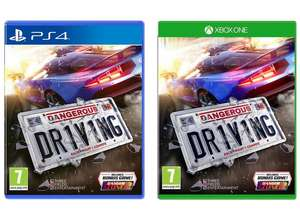 Dangerous Driving (PS4 / Xbox One) - £15.99 @ Argos