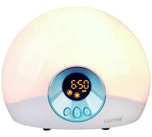 Lumie Bodyclock Starter 30 Wake-Up Light Alarm Clock - £28.50 @ Argos (+2 years guarantee)