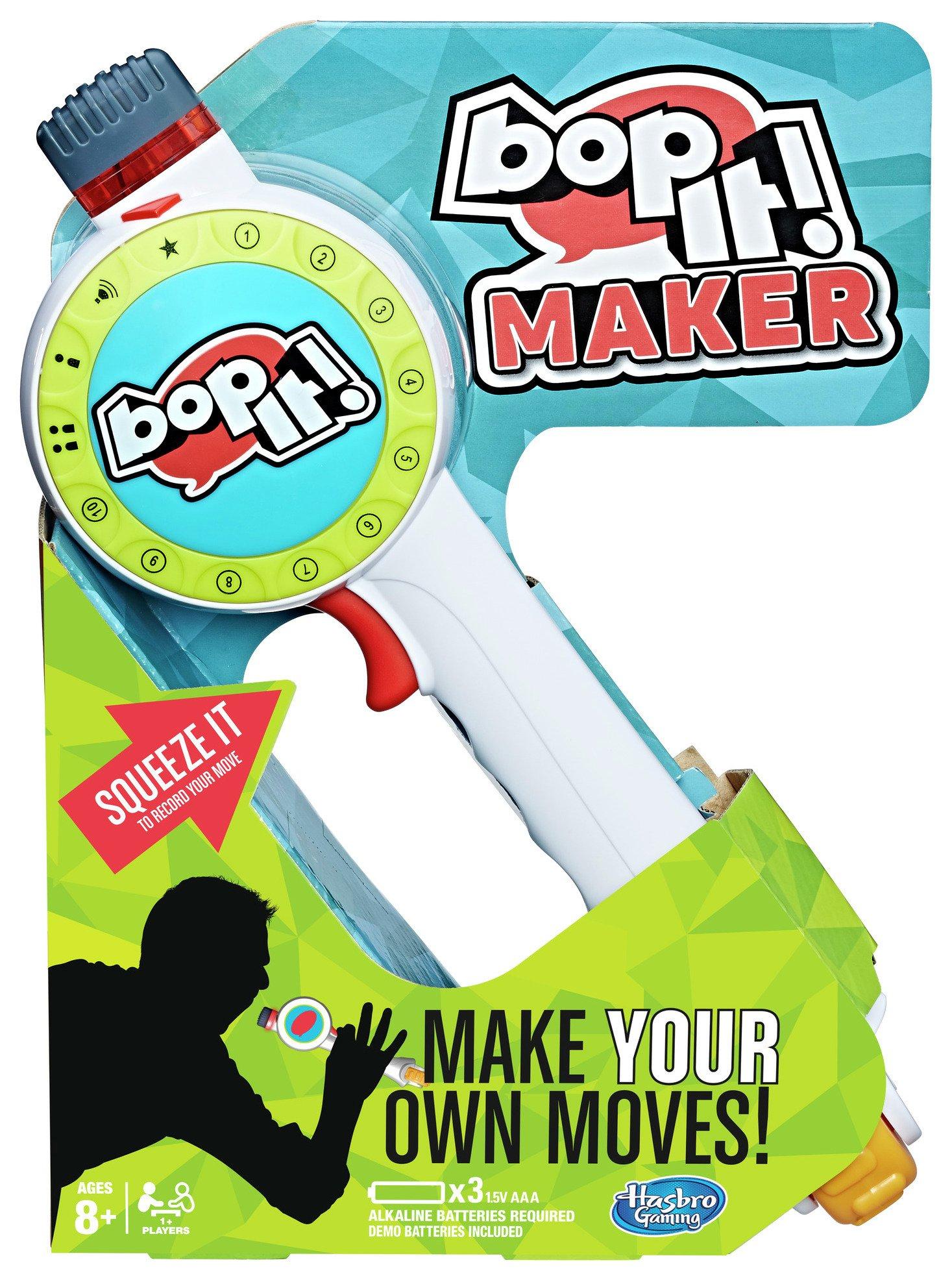 Bop it! Maker. Argos.   £9.99
