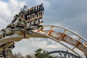 Alton Towers 2019 Season Pass With Unlimited* Visits - £50 - Premium Upgrade - £65 @ Wowcher