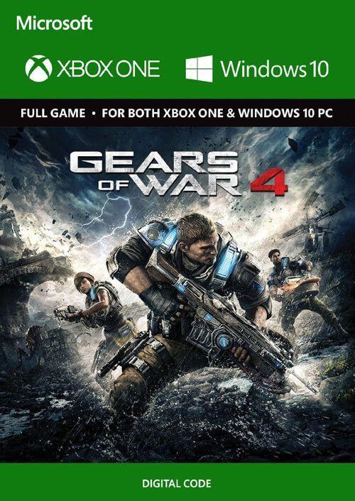 Gears of War 4 Xbox One/PC Play Anywhere £1.99 @ CDKeys