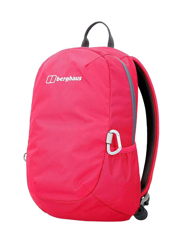Berghaus Twentyfourseven 15L Rucksack-Pink, £15 at Amazon (+£4.49 non-prime)