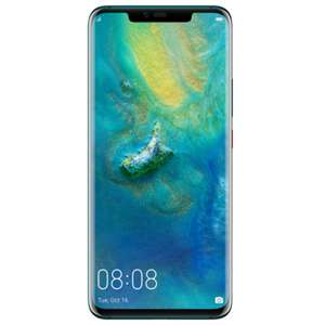 "New Huawei Mate 20 Pro Emerald Green 6.39"" 128GB 4G Unlocked & SIM Free £449.97 @ Laptops Direct"