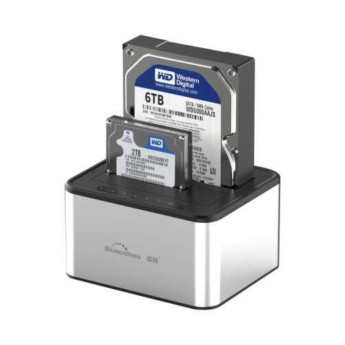 EvoDX SATA hard drive docking station - £16.49 delivered @ 7dayShop