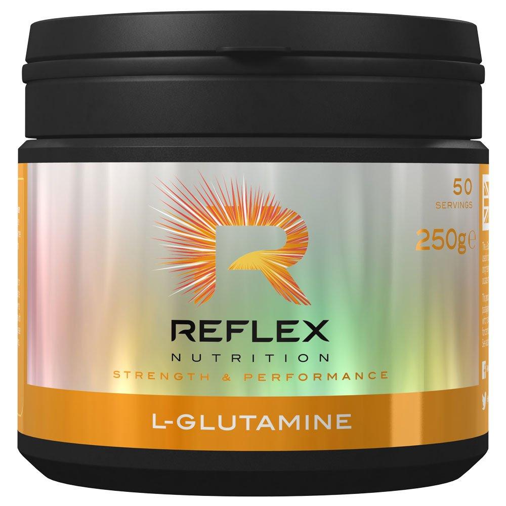 Reflex Nutrition LGlutamine 250gm - £10.95 @ Amazon (+£4.49 non Prime)