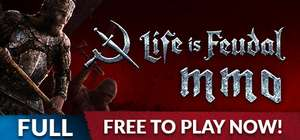 [PC][STEAM] Life is Feudal:MMO is free to play now @ Steam