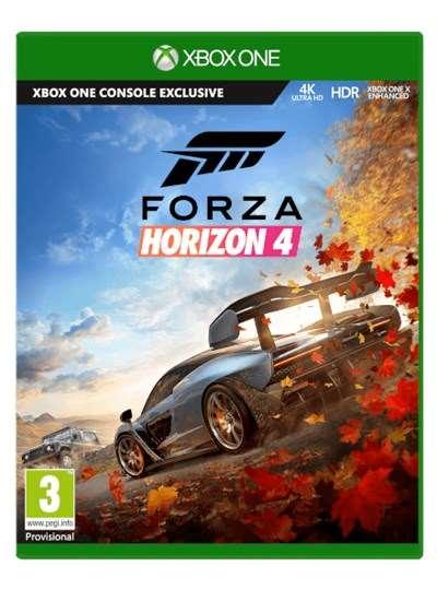 Forza Horizon 4 (Xbox One) - £4.99 instore @ HMV