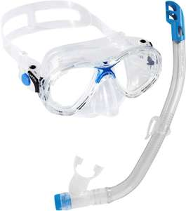 Cressi Kids Junior Snorkeling kit - £15.45 @ Amazon (+£4.49 non Prime)