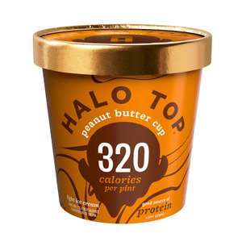 Halo Top Peanut butter ice cream £1.04 instore @ Asda