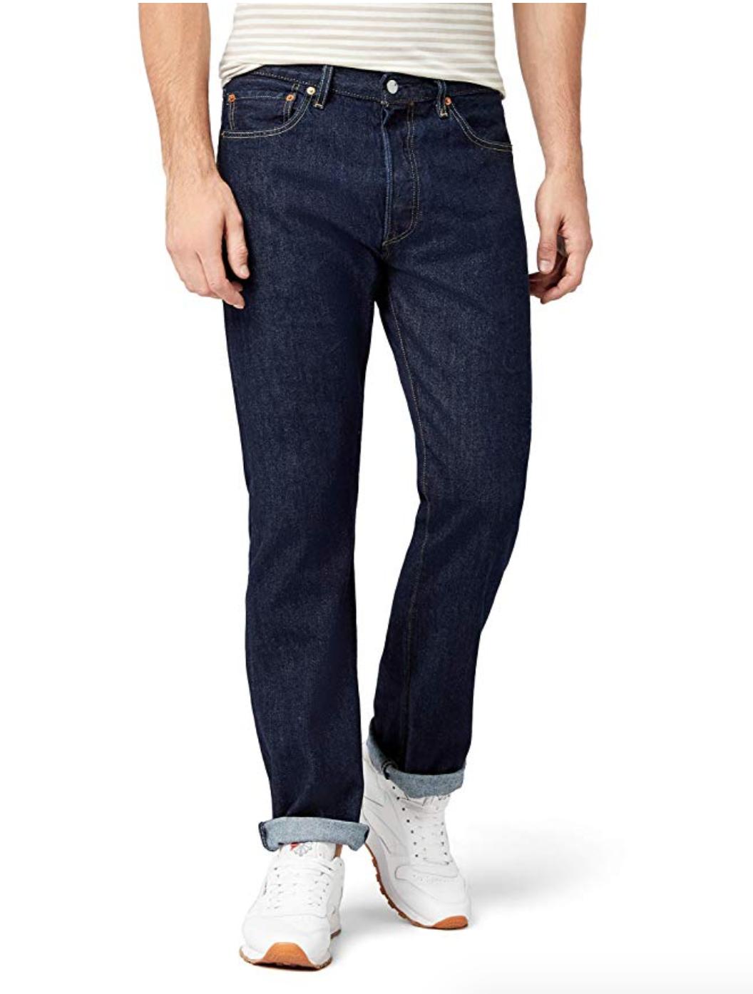 Men's 501 Original Fit Jeans - £49.99 @ Amazon