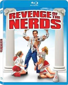 Revenge Of The Nerds (1984) + Howard The Duck (1986) [Blu-ray] - both Region Free - both for £16.69 delivered @ Amazon USA