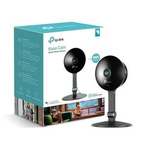 TP-LINK Kasa Cam KC120 Full HD 1080p Smart Home Security Camera £59.98 @ Amazon