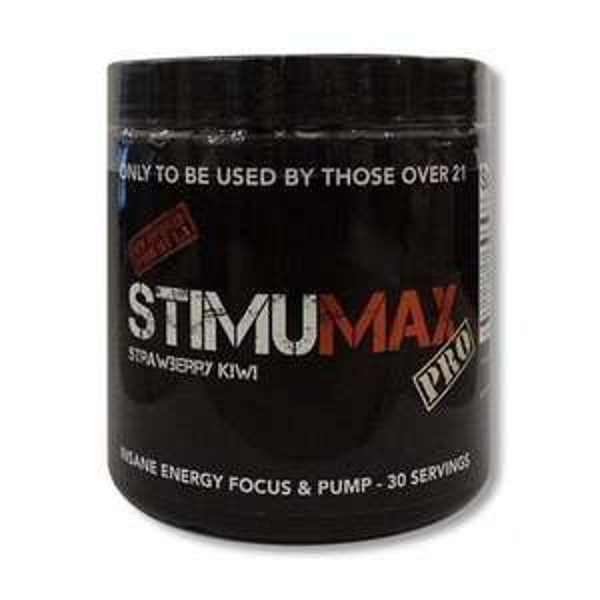 (heavy stim) Stimumax pro pre workout £30 @ Cardiffsportsnutrition
