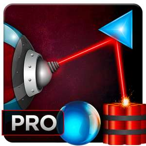 LASERBREAK Pro, Pro 2 & LASERBREAK Escape (Android Games) Temporarily FREE on Google Play (was £1.49 & 59p each)