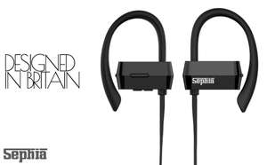 Betron Sephia SM23 Bluetooth Earphones  £5.94 + £4.49 delivery Non Prime Sold by Sephia and Fulfilled by Amazon.