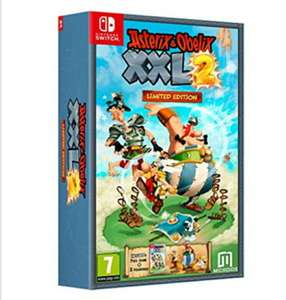 Asterix and Obelix xxl 2 Limited Edition Nintendo Switch £21.85