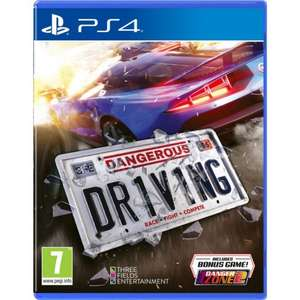 Dangerous Driving (PS4/Xbox One) £15.95 @ The Game Collection