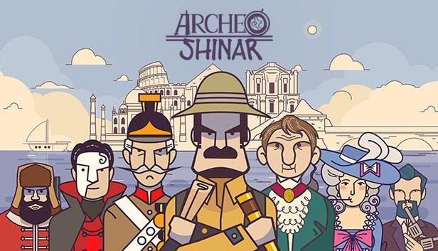 Archeo: Shinar | TBS | Economy | Indie £8.09 @ Humble Bundle