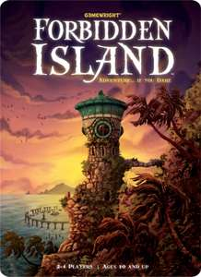 Forbidden Island Board Game £15.96 @ Amazon (Prime / +£4.49 non-prime)