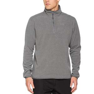 The North FaceMen's 100 Glacier Pullover S/L £23 @ Amazon