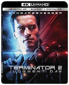 Terminator 2: Judgement Day [4K Ultra HD + Blu-ray + Digital HD] - £10.13 delivered @ Amazon (Dispatched from and sold by Amazon US)