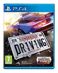 Dangerous Driving - PlayStation 4 (PS4)for £15.99 Prime/£18.98 Non Prime @ Amazon UK