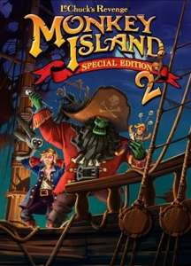 Monkey Island 2 Special Edition: LeChuck's Revenge (Steam PC Game) £1.69 @ Instant Gaming