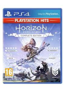 Horizon Zero Dawn Complete Edition - PlayStation Hits (PS4) fro £13.99 Delivered @ Base