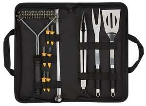 18 Piece BBQ Tool Set for £3 @ Tesco (from 22/07)