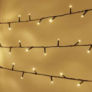 100 Warm White or Bright White Fairy Lights - £2.50 / Solar Fence Post Lights 2pack - £1.25 / Solar Wind Chime - £2 @ Tesco (from 22/07)