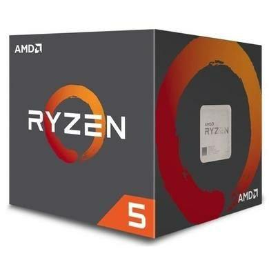 AMD Ryzen 5 2600 Six Core 3.4GHz Socket AM4 Processor - 113.98 @ Laptops Direct