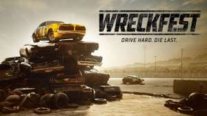 [Steam] Wreckfest PC - £16.99 @ Gamesplanet