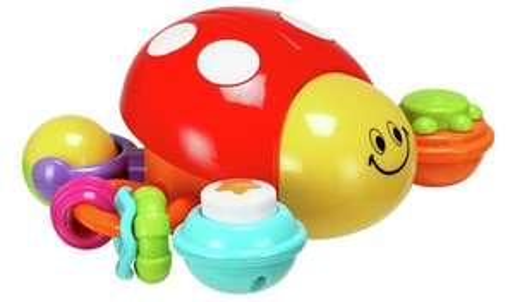 Chad Valley Ladybird Activity Toy £5.99 @ Argos C&C